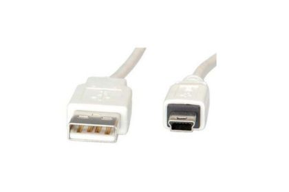 Value USB 2.0 Kabel A - 5Pin mini, 1.8m