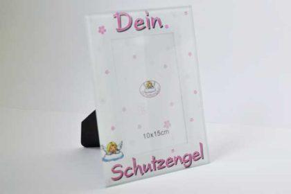 Bilderrahmen DEIN SCHUTZENGEL 10 x 15 cm