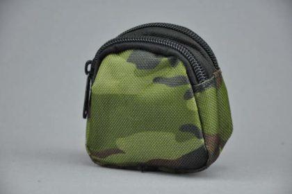 Military Tasche mit Gürtelschlaufe, Camouflage