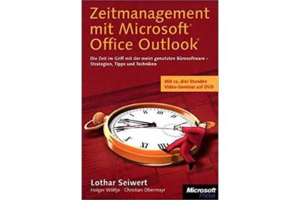 Zeitmanagement mit Microsoft Outlook