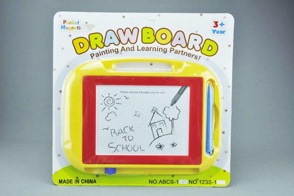 Draw Board für Kinder ab 3 Jahren