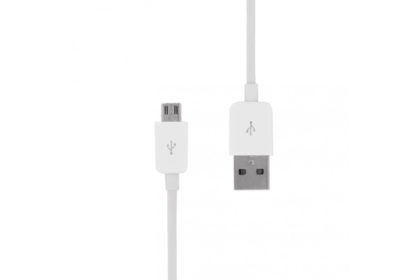 Artwizz USB zu Micro USB Kabel, weiss