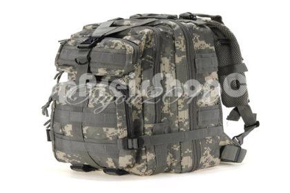 Outdoor-Rucksack ACU-Camouflage mit vielen Taschen