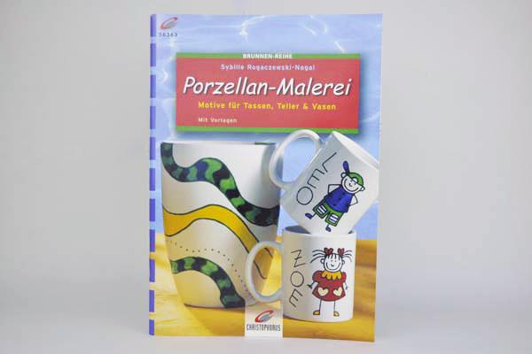Christophorus: Porzellan-Malerei - Motive für Tassen, Teller & Vasen