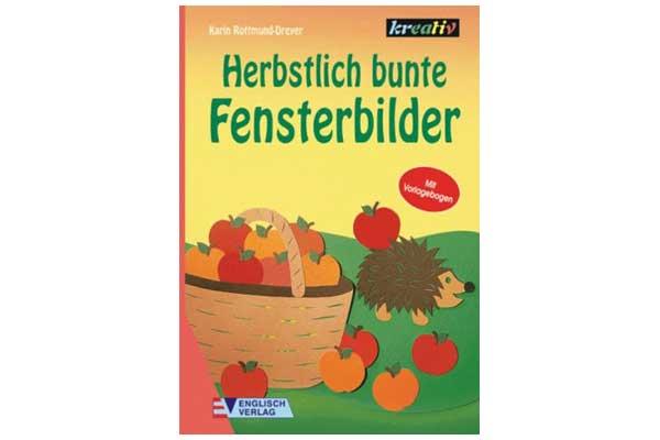 Englisch Verlag: Herbstlich bunte Fensterbilder