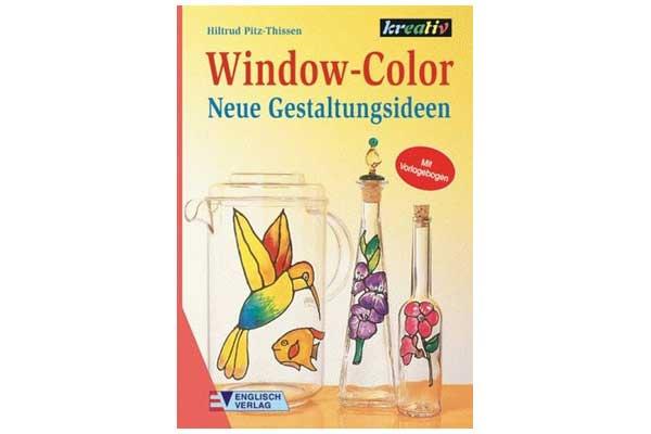 Englisch Verlag: Window-Color, Neue Gestaltungsideen