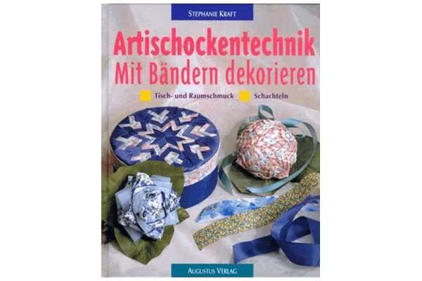 Augustus Verlag - Artischockentechnik mit Bändern dekoriert