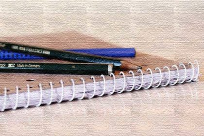 Büromaterial / Schule