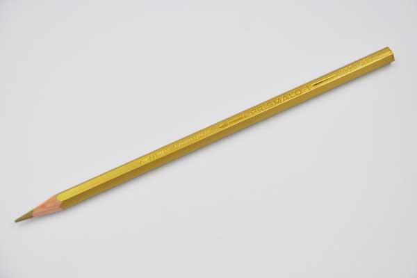 CARAN D\'ACHE Farbstift Prismalo, gold – Elektronik • Haushalt ...