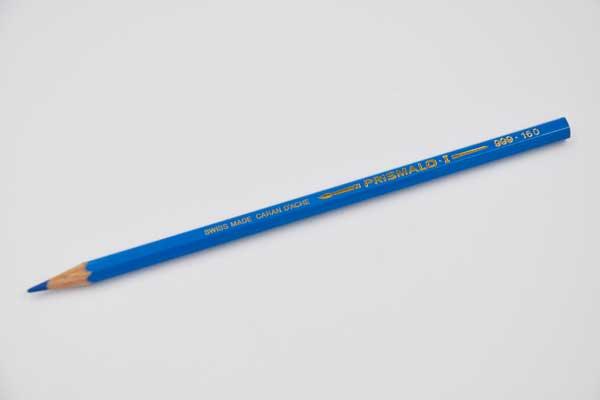 CARAN D\'ACHE Farbstift Prismalo, kobaltblau – Elektronik • Haushalt ...