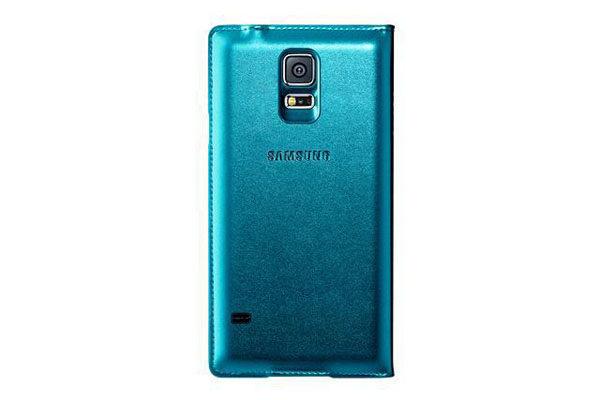 Samsung GALAXY S5 Flip Wallet, grün