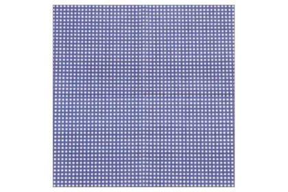 Serviette 2-lagig 33x33 cm, blau-gestreift