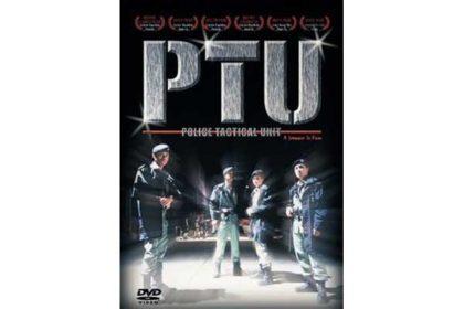 DVD - PTU - Police Tactical Unit