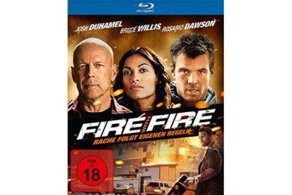 Blu-rayDisc - Fire with Fire - Rache folgt eigenen Regeln