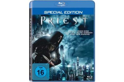 Blu-rayDisc - Priest - Special Edition