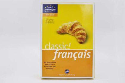 Digital Publishing - classic! francais - mit einem grossen Sprachkurs in 3 Monaten zum Zertifikat