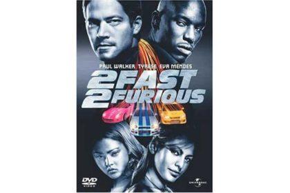 DVD - 2 Fast 2 Furious