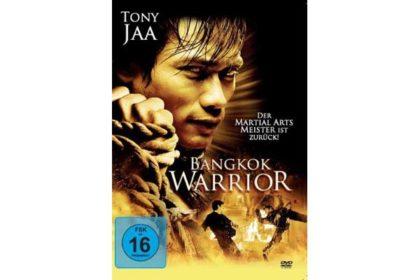 DVD - Bangkok Warrior