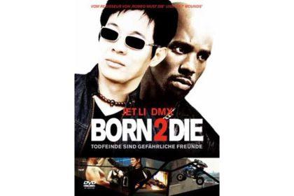 DVD - Born2Die - Topfeinde sind gefährliche Freunde