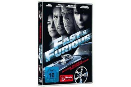 DVD - Fast & Furious 4