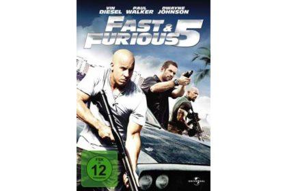 DVD - Fast & Furious 5