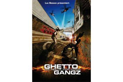 DVD - Ghetto Gangz - Die Hölle vor Paris