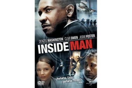 DVD - Inside Man