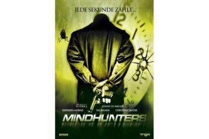 DVD - Mindhunters - Jede Sekunde zählt...