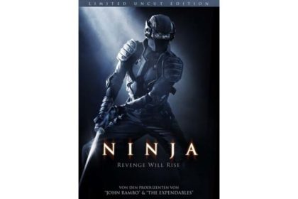 DVD - Ninja - Revenge will Rise - Limited Uncut Edition - Metallversion