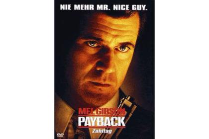 DVD - Payback - Zahltag
