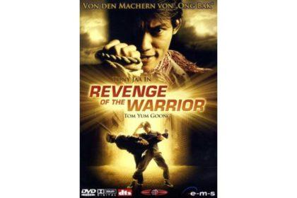 DVD - Revenge of the Warrior