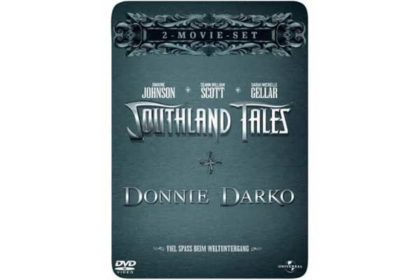 DVD - Southland Tales - Donnie Darko, Limited Edition, 2 DVDs