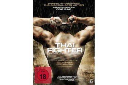 DVD - Thai Fighter - Die Jagd nach dem Microchip