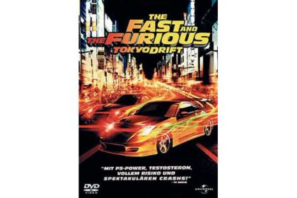 DVD - The Fast and the Furious: Tokyo Drift