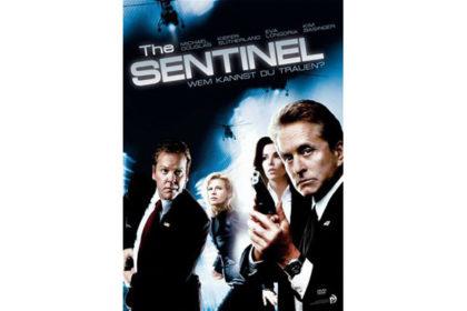 DVD - The Sentinel - Wem Kannst Du Trauen?