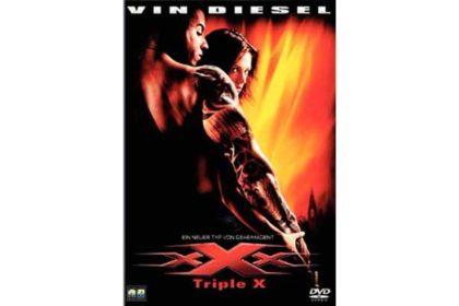 DVD - xXx - Triple X