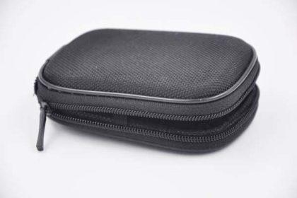 JES COLLECTION Kameratasche 115x75x35mm, schwarz
