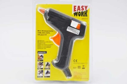 Easy Work Mini-Klebepistole, 10W, 220-240V