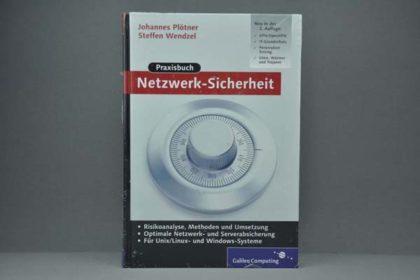 Praxisbuch - Netzwerk-Sicherheit